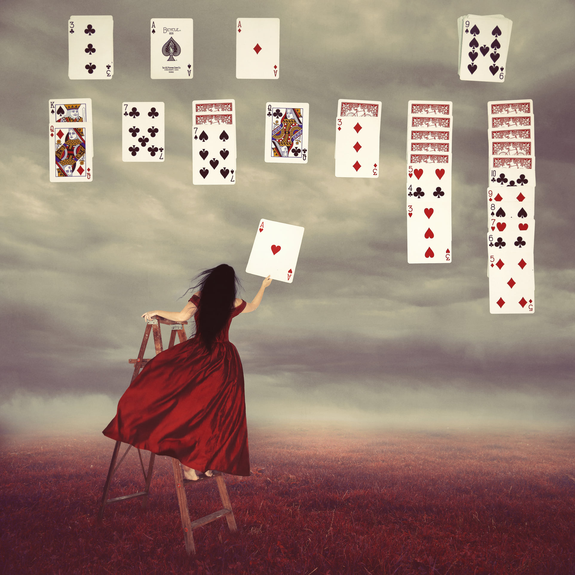 Margherita Introna- The game of Solitaire